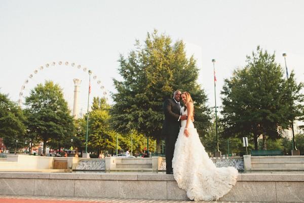atlanta wedding shoot