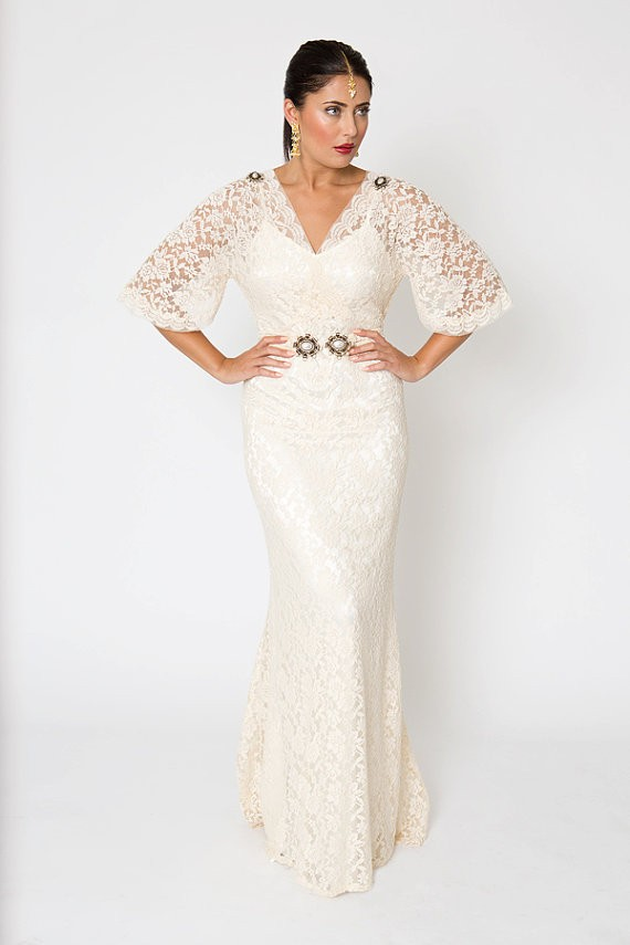 Dreamers LA Etsy Wedding Dresses Trendy Bride