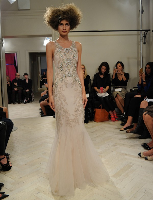 Badgley Mischka Spring 2014 Wedding Dresses — Trendy Bride - Fine ...