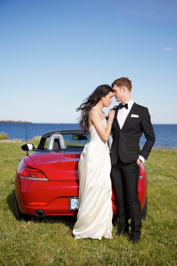 canada wedding styled shoot
