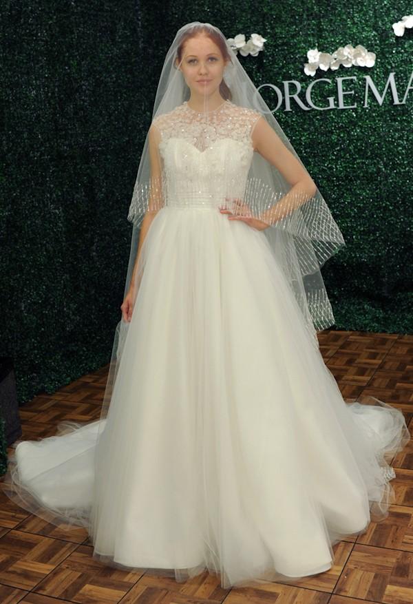 Jorge Manuel Spring 2014 Wedding Dresses Trendy Bride Fine Art