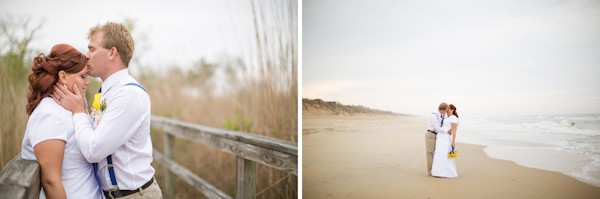 weddings in outer banks nc