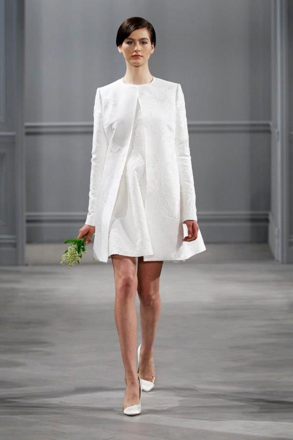 Monique Short Wedding Dresses