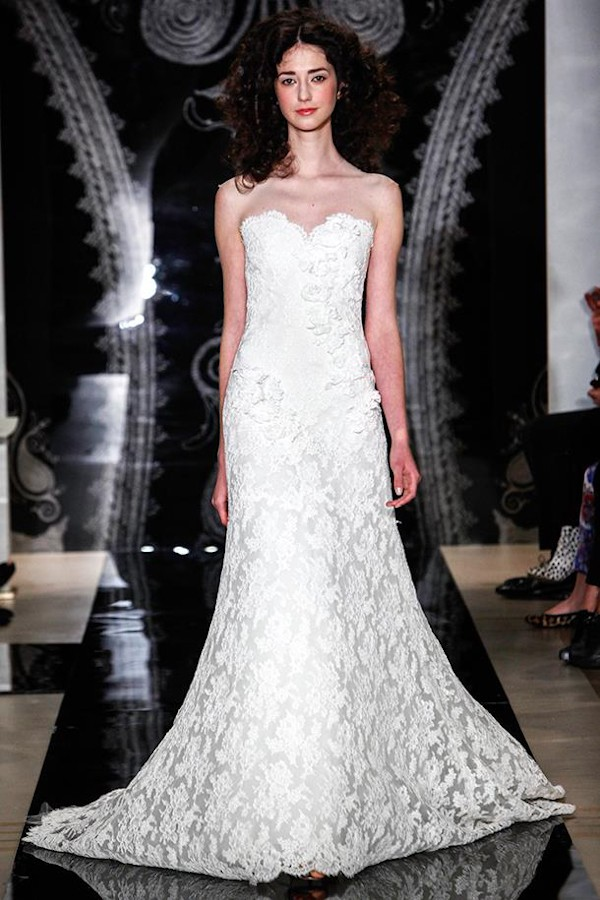 Spring 2014 bridal reem acra wedding dresses trendy bride fine reem acra wedding dresses junglespirit Gallery
