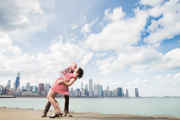 bright-spring-lakefront-millennium-station-chicago-engagement-photos-2