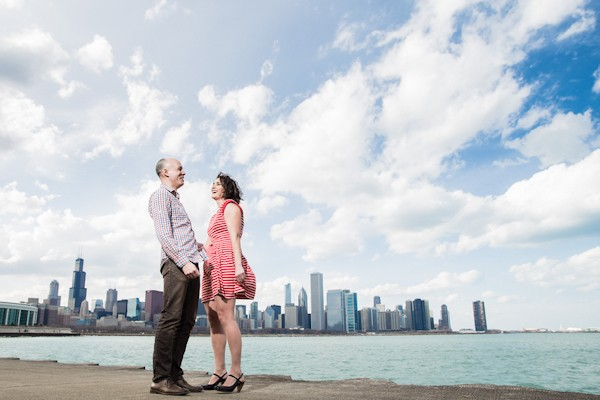 bright-spring-lakefront-millennium-station-chicago-engagement-photos