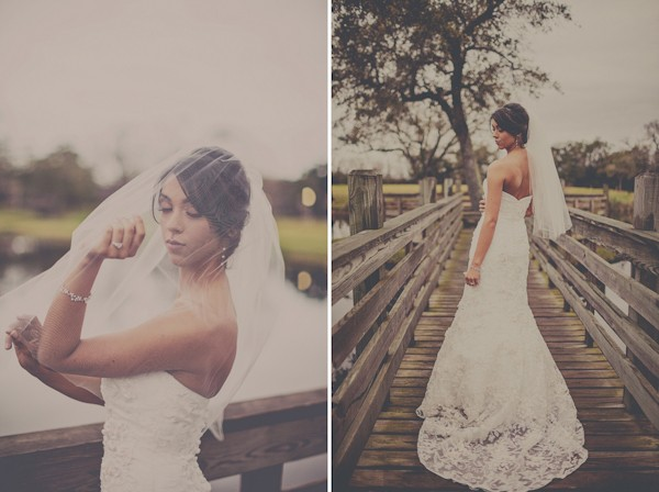 beautiful bridal portraits in texas