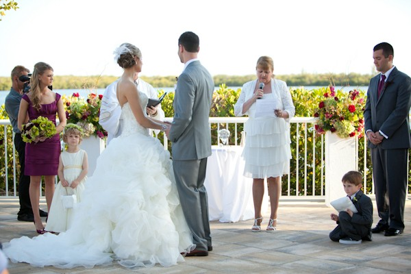 wedding ceremony in cape coral fl
