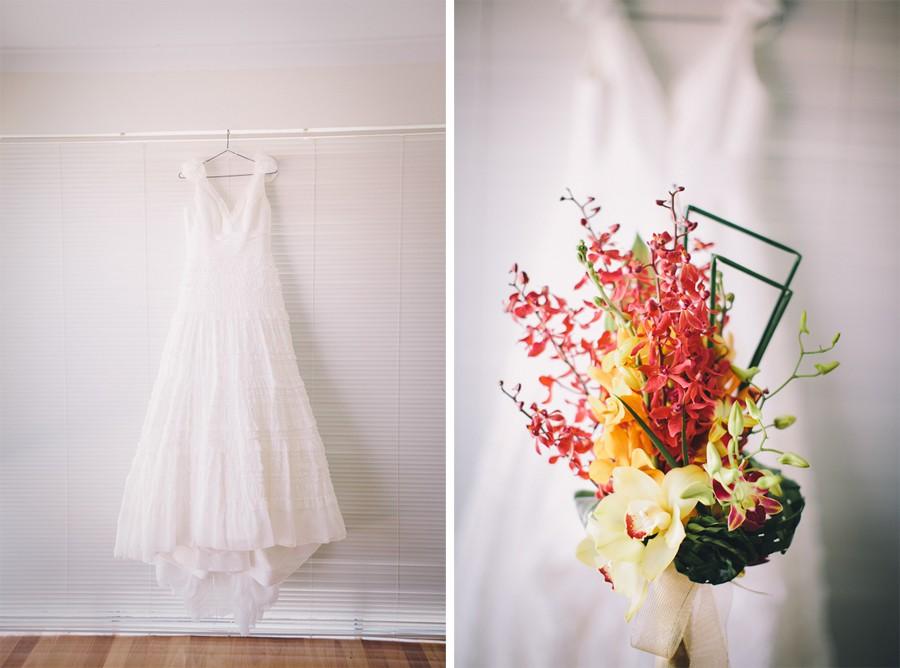 Spring African Western Australia Real Wedding Trendy Bride Fine