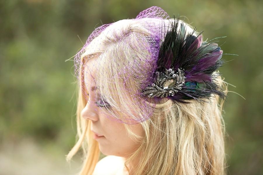purple blusher