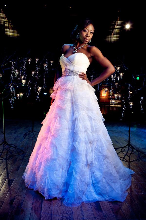 african american brides