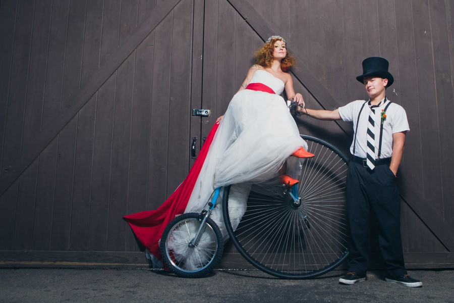 circus inspired weddings