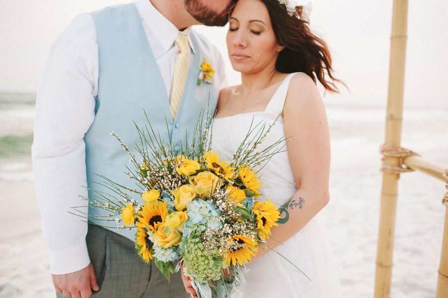 pensacola fl beach weddings