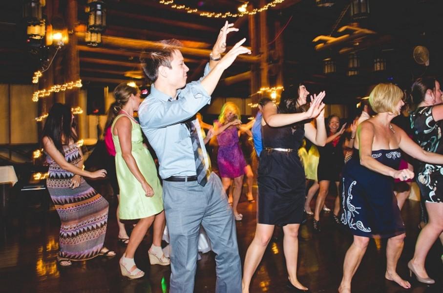 rustic ohio real weddings