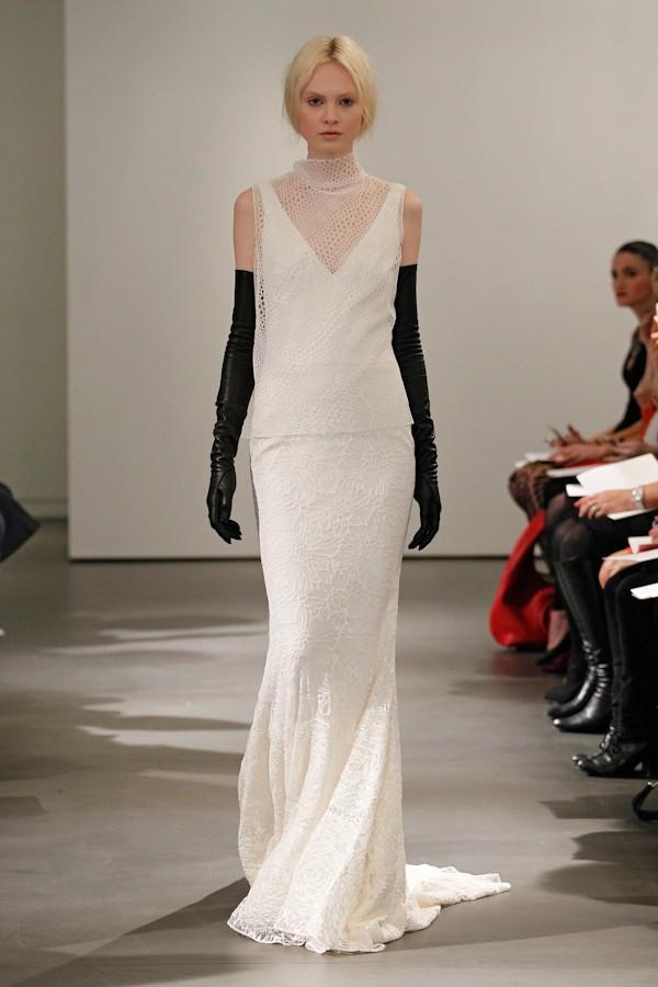 Vera Wang 2014 Wedding Dress Collection — Destination