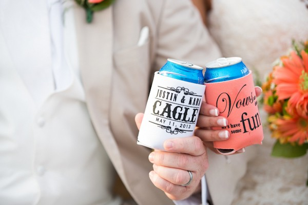wedding cozies
