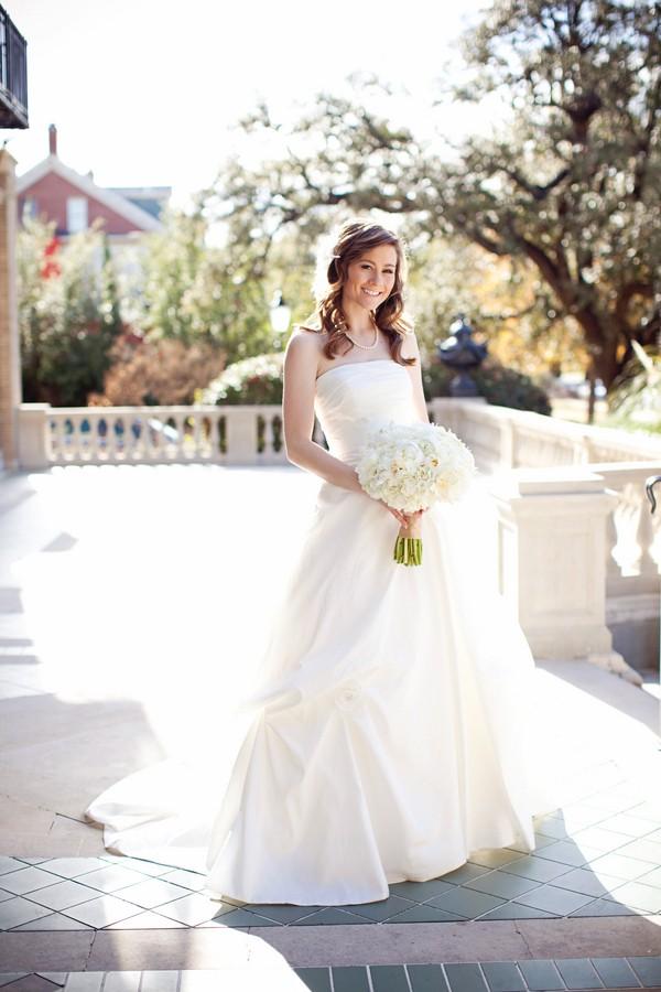 Dallas Texas Real Wedding