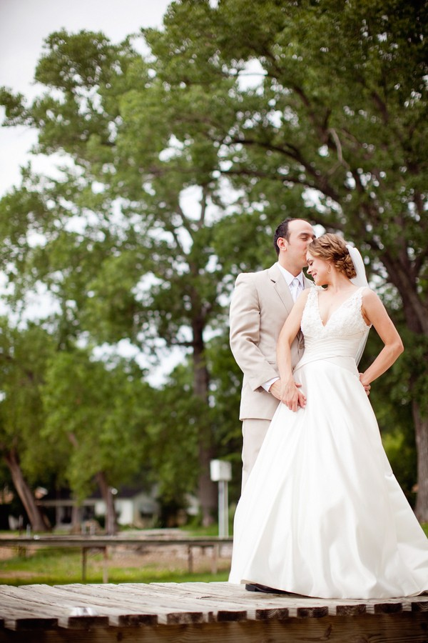 Lake Worth Texas Real Wedding