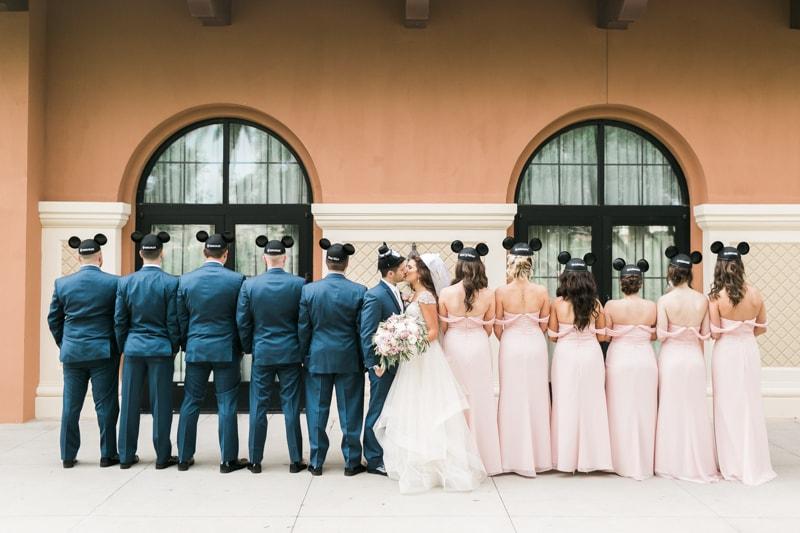Disney Themed Wedding in Las Vegas Trendy Bride Fine