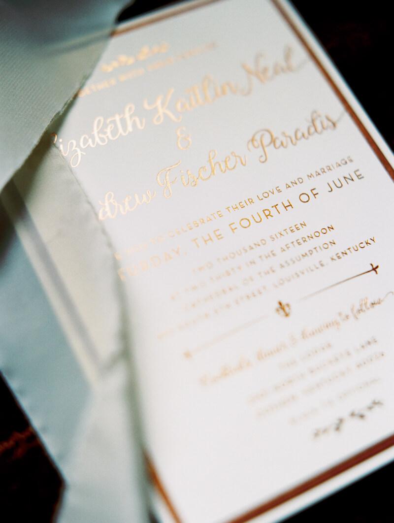 Louisville Kentucky Wedding — Trendy Bride - Fine Art Wedding Blog ...