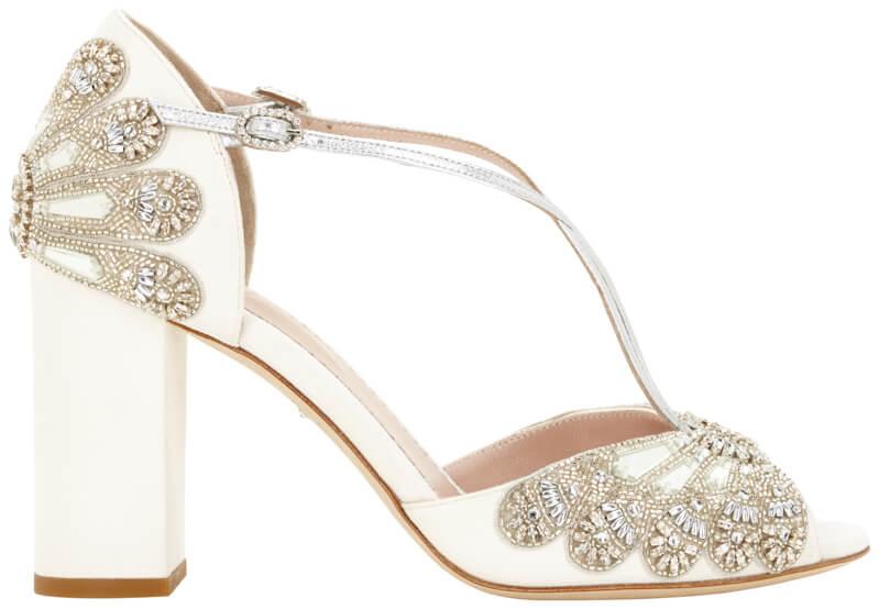 4b113738c66 Luxury Wedding Shoes — Trendy Bride - Destination Wedding Blog ...