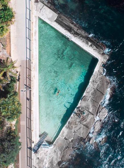 Bower pool