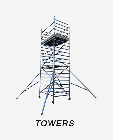 aluminium towers, scaffolding tower, mk tower services, access systems,  chimney scaffolding