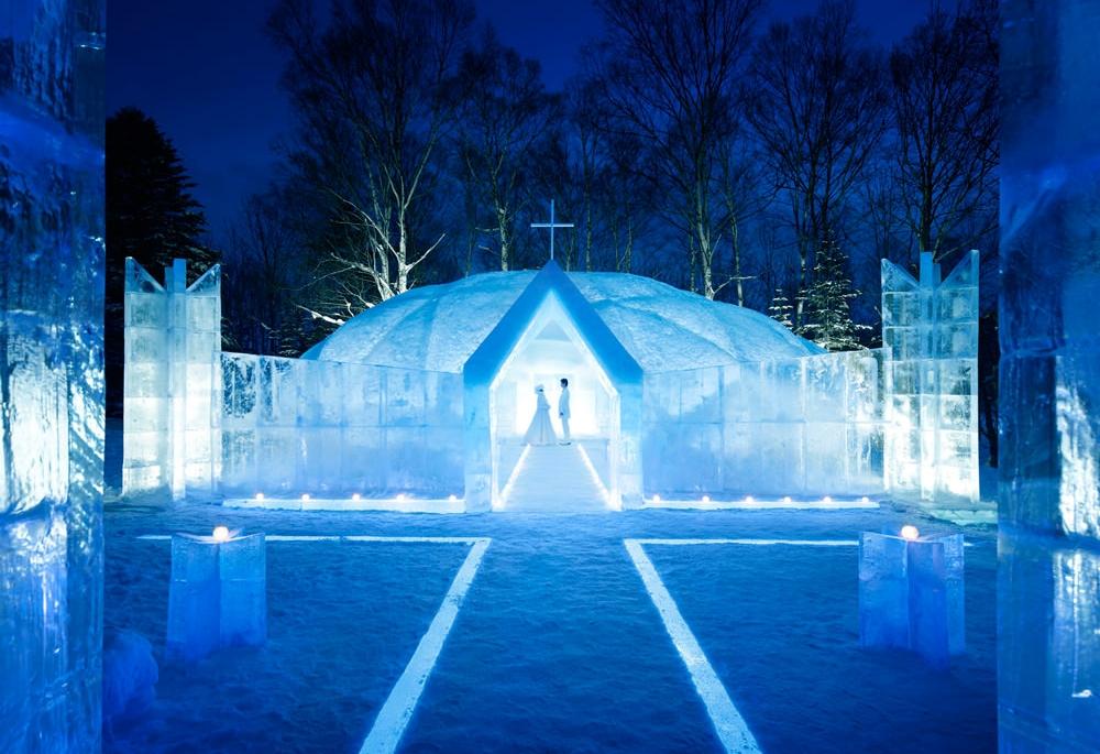 Tomamu Ice Village