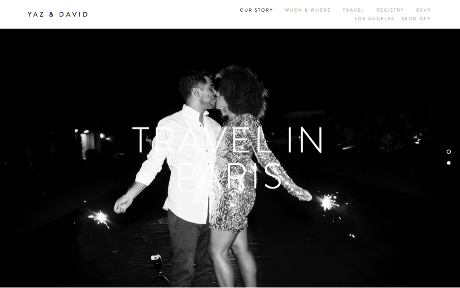 Yazmin & David Getting Married