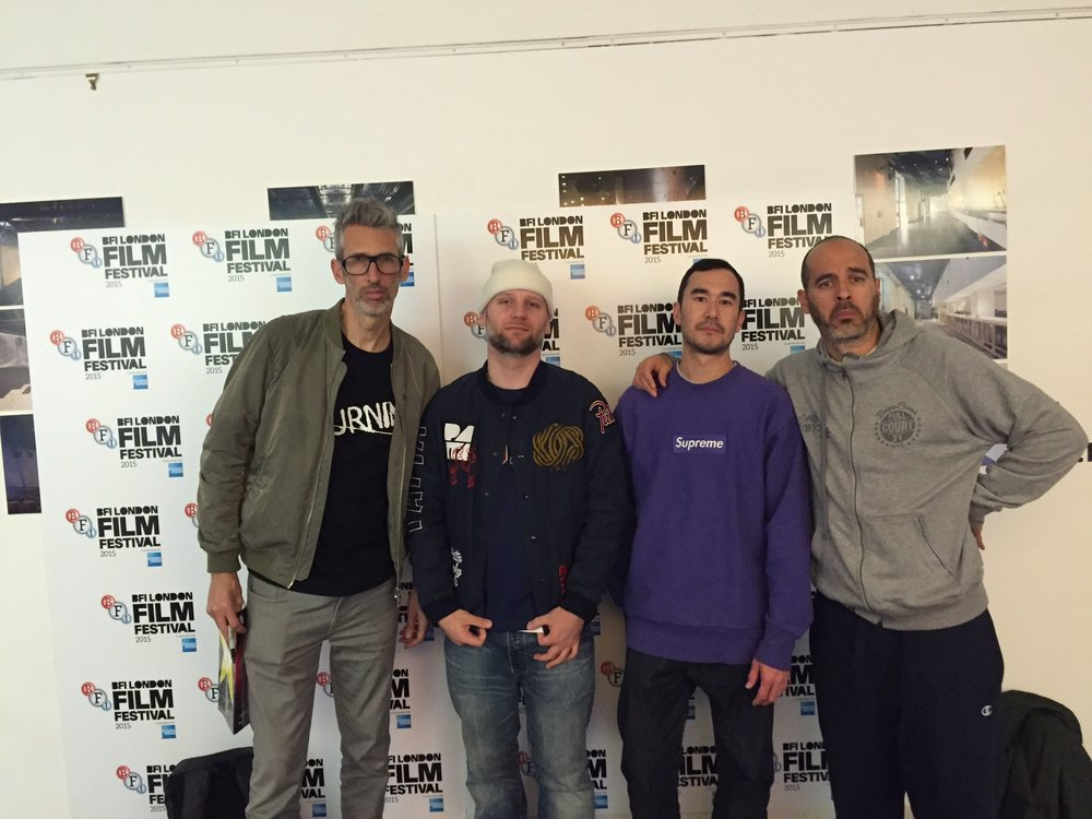 Snips w/ Stretch Armstrong, Bobbito & CWD