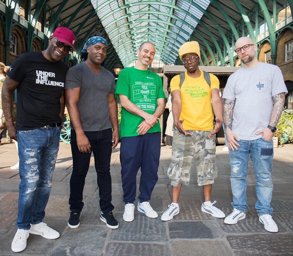 Snips w/ Bobbito, Jonzi D, Rodney P & DJ Pogo