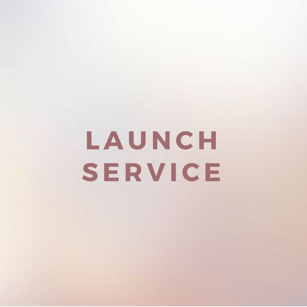Launch service