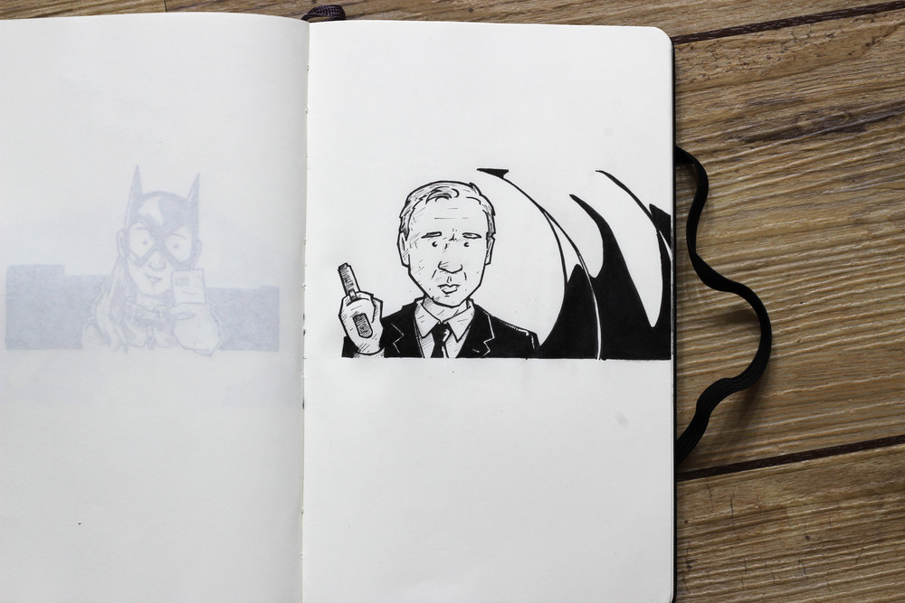james bond inktober.jpg