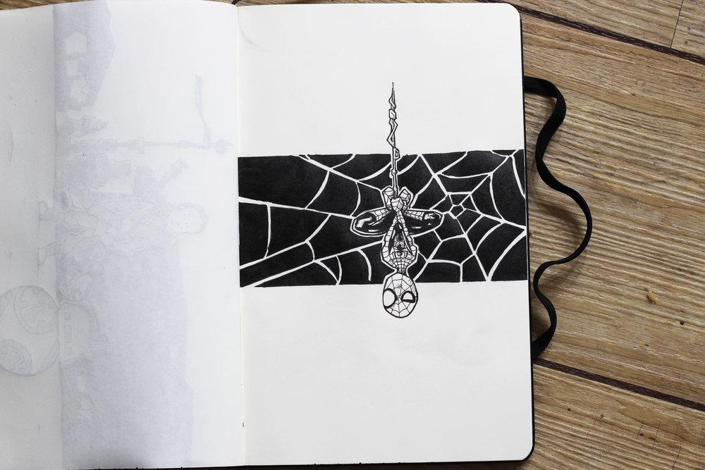 Spidey inktober.jpg
