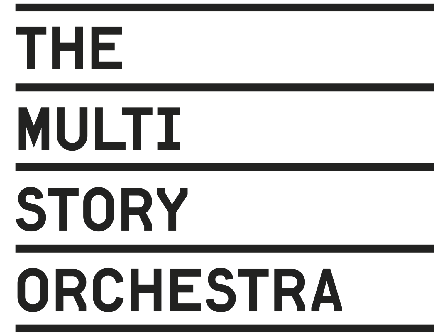 The Multi-Story Orchestra