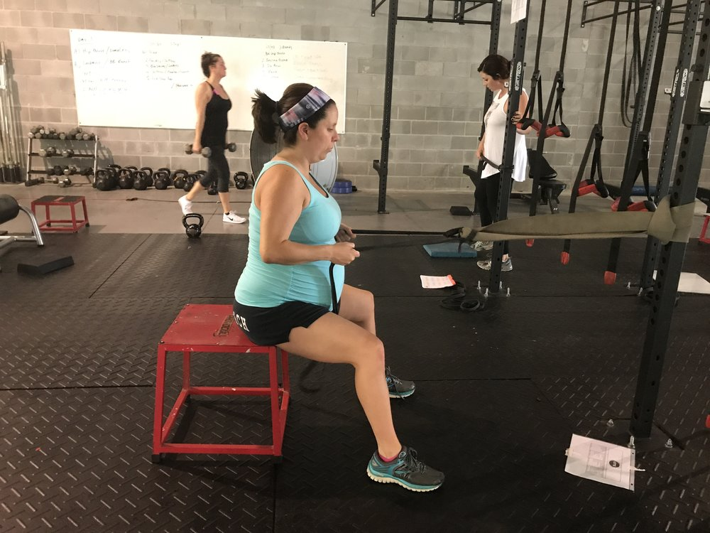 Not your average fitness class. - Read more from our amazing moms to find out what Fierce Mama Fitness can do for you.