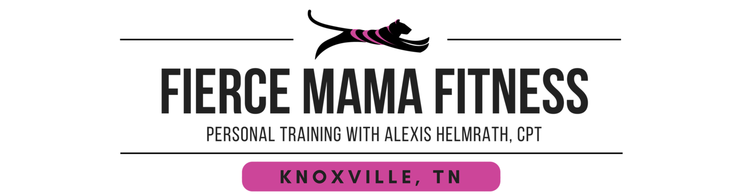 Fierce Mama Fitness | Personal Training for Moms in Knoxville, TN