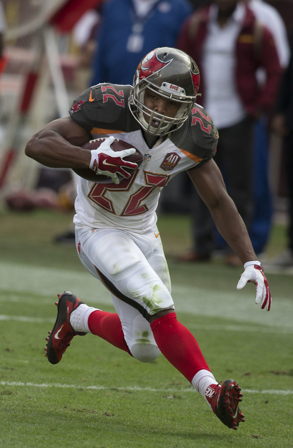 We may have seen the last of Doug Martin. Image courtesy of Wikimedia.