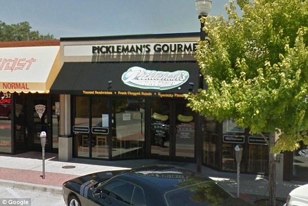 Pickleman's Deli. Image from Google Street.