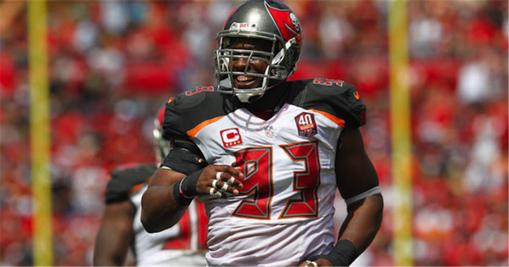 Gerald McCoy...Still a Legend.