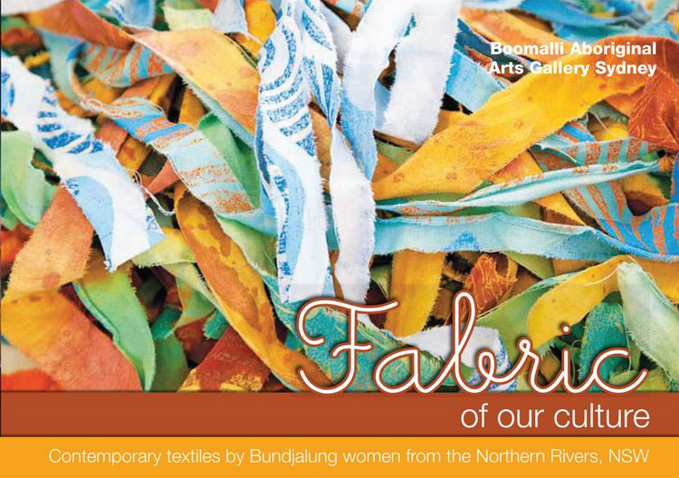 ARTS NORTHERN RIVERS - FABRIC OF OUR CULTURE >>