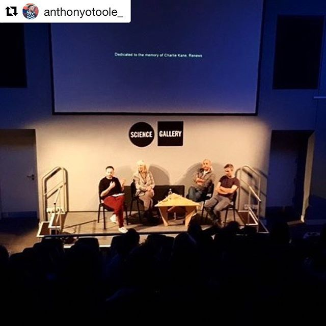 #Repost @anthonyotoole_ (@get_repost) ・・・ Really enjoyed working on this event for @slowfooddublin . 🐙🦀🦐 Huge thank you to Risteard Ó Domhnaill, Director and Producer of the Atlantic documentary, @niallsabongi of @dublinklaw @klawpoke, Sally Barnes of @woodcocksmokery and @scigallerydub for making the screening a success.  Great participation from the audience during the panel discussion, with loads of interesting questions. 🦐 🐳 🐙 #atlanticstream #documentary #SustainableFishing #Atlantic #Fishing #fishingindustry #slowfoodDublin #SlowFoodIreland #SlowFood #SlowFish