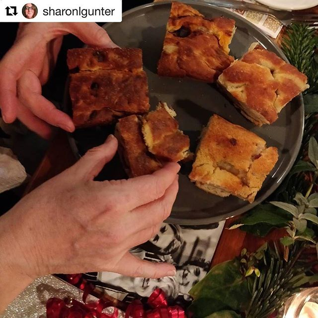 #Repost @sharonlgunter (@get_repost) ・・・ Just one of the delicious moments at @slowfooddublin Slow for the Holidays. Thanks to everyone who came!