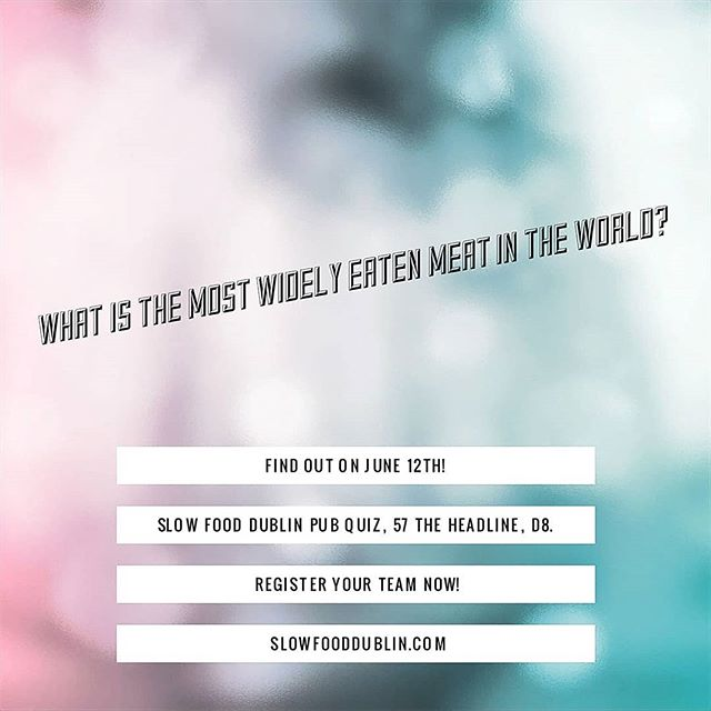 If you know the answer to this question, then make sure you come to our food pub quiz next Tuesday @57theheadline  Teams of 4 = €80  Craic = priceless  Prizes galore on the night!  Link to booking in our bio👆