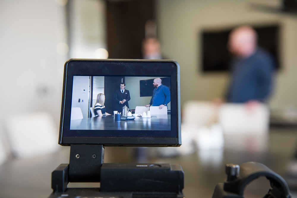 Delivery & Video Marketing - Once we have the finished article we deliver your video; ready to go and engage your audience.We ensure that your content is optimised for each place it is going to be seen;whether that is your website, email or social media.