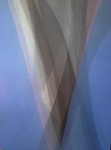 Paul Thomas Winter's Light, 2014 Acrylic on canvas