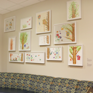The Children's Hospital at Montefiore — The Fine Art Program and