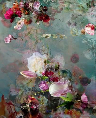 Isabelle Menin Sinking #3, 2015 Digital Print