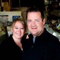 David Kee and Emily Kee Owner/Operators of Dave's Butcher shop