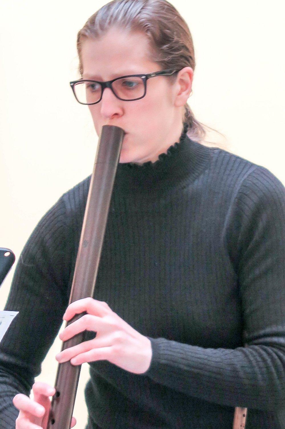 - Ingeborg Christophersen — blokkfløyter(f. 1985) tok master i blokkfløyte tidlegmusikk ved Syddansk Musikkonservatorium i 2008. I 2010 avslutta ho fire års studier på Conservatorium van Amsterdam hjå Paul Leenhouts, og i 2011 fullførte ho sin mastergrad i cembalo ved Syddansk Musikkkonservatorium. I 2003 mottok ho Norsk Tonekunstnersamfunds ærespris